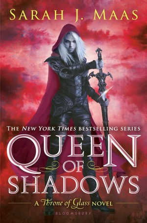 Image result for queen of shadows cover